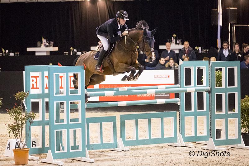 Alexander Housen, Jumping de Achterhoek