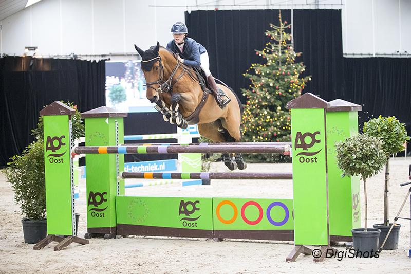 Lisa Everts, Jumping de Achterhoek, Harry's Horse