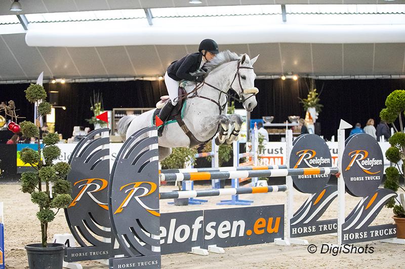 Lucinda Roche, Hebe van 't Palmenhof, Jumping de Achterhoek