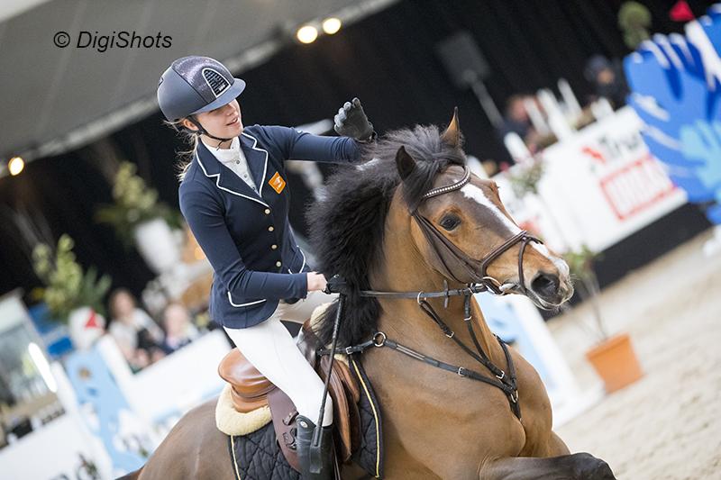 Irene van den Hof, Orchid's Sarine, Jumping de Achterhoek