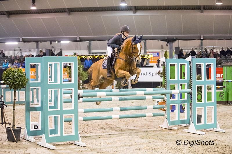 Hanna Schumacher, Jumping de Achterhoek