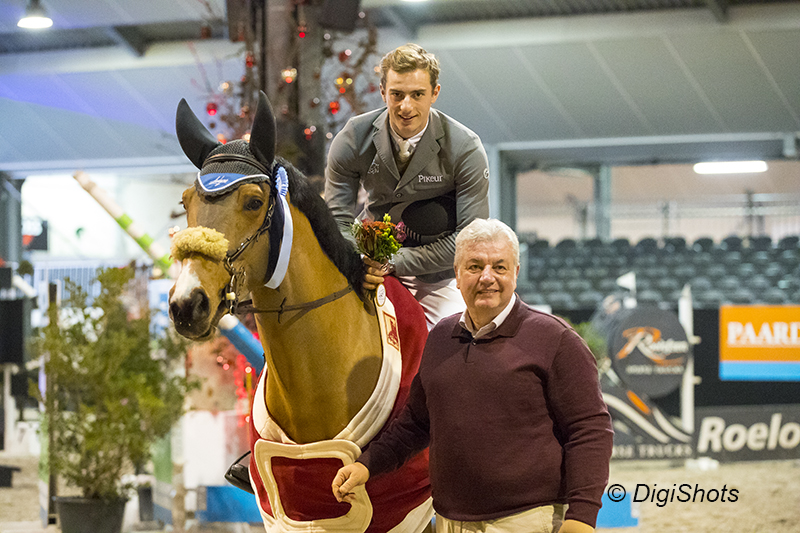 Richard vogel, Jumping de Achterhoek, mercedes arink