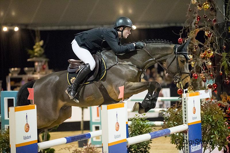 Michael Duffy, Castlefield Rubinus, Jumping de Achterhoek