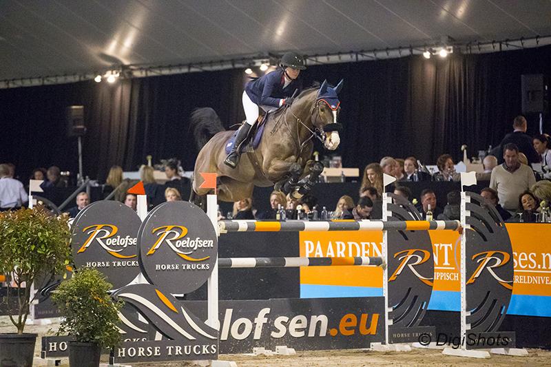 Lisa Nooren, Dienelli, Jumping de Achterhoek