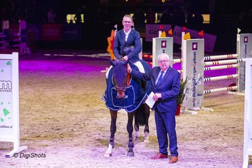 Steven Veldhuis - Je Suis Equus TameKWPN Hengstencompetitie 2019© DigiShots
